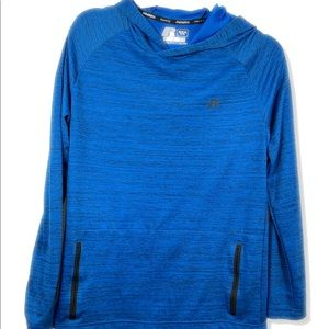 Men's S hooded pullover Russel Training fit shirt